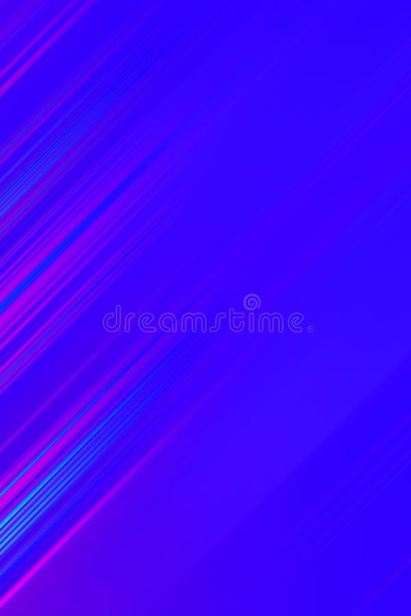 Abstract background diagonal stripes. Graphic motion wallpaper, paper brochure royalty free illustration