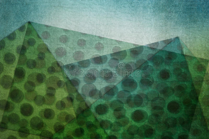 Abstract background with dots stock images