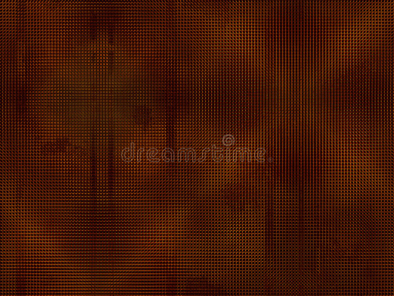 Abstract background- Dotted texture, dark version vector illustration