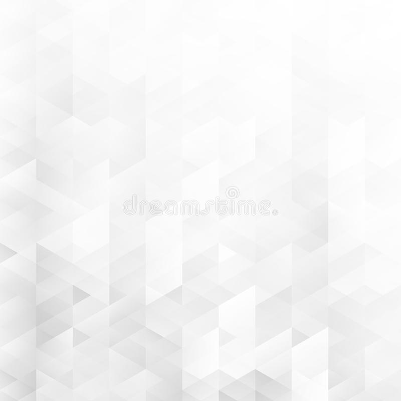 Abstract background. EPS 10 illustration. Used meshes and transparency layers of particles stock illustration