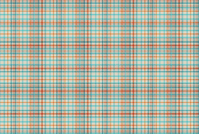 Fabric plaid scottish tartan cloth pattern for background. Illustration design. Abstract background fabric plaid scottish tartan cloth pattern illustration royalty free stock photos