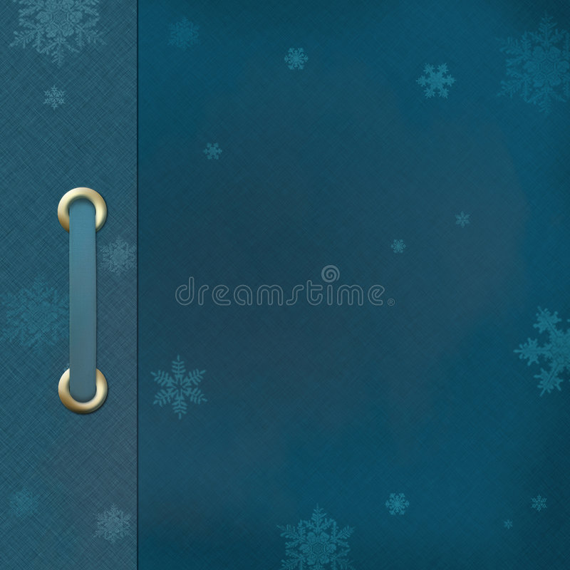 Abstract background with flakes stock illustration