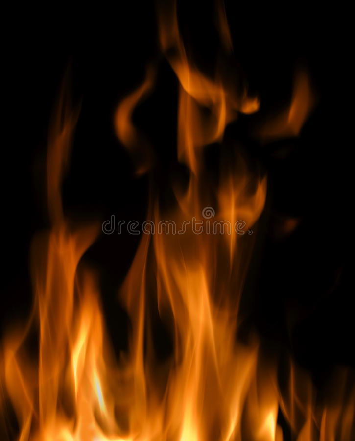 Download Abstract Background With  Flames Stock Image - Image: 18195853