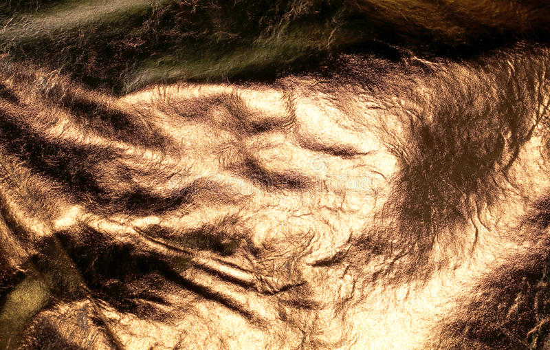 abstract background with golden dunes and movements of lights royalty free stock image