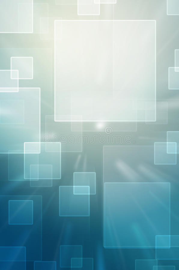 Abstract Background With Graphic Square Design Royalty Free Stock Photo