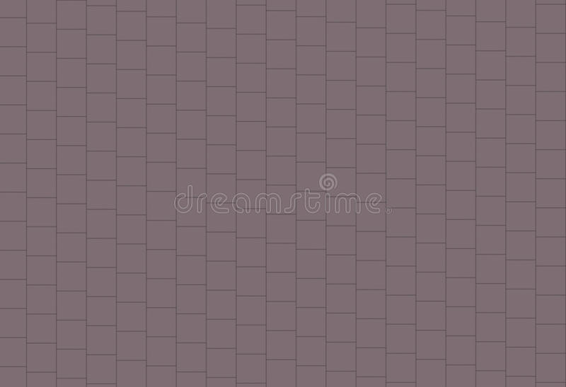 Abstract background gray shingles symmetrical stepwise infinitely. Repeating vector illustration