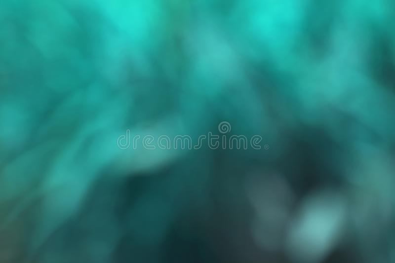 Abstract background from green to blue stock photo