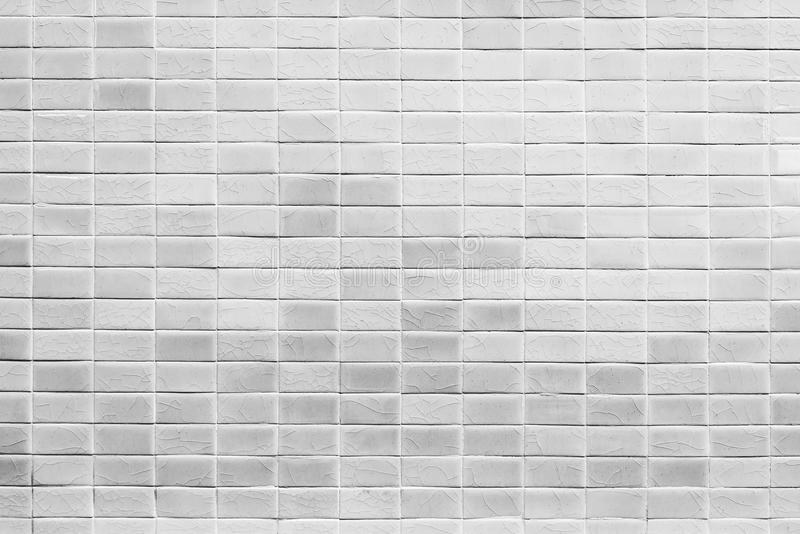 Abstract background from grey square brick pattern on floor and royalty free stock photography
