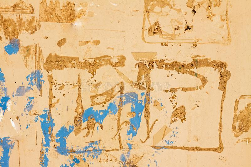 Abstract background of a grungy painted wall. Looks like a graffiti stock photography