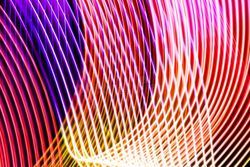 Abstract background with horizontal lines royalty free stock photography