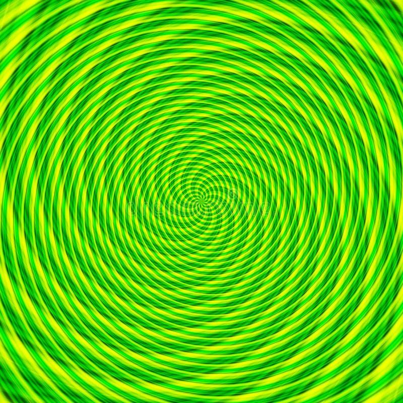 Abstract background illusion hypnotic illustration, art delusion. Abstract background illusion hypnotic illustration motion spirals, art delusion vector illustration