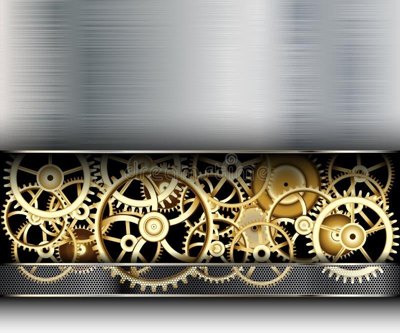 Download Abstract Background stock vector. Image of creative, cogwheel - 32282255