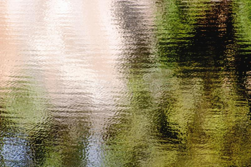 Abstract background image of water ripples stock photos