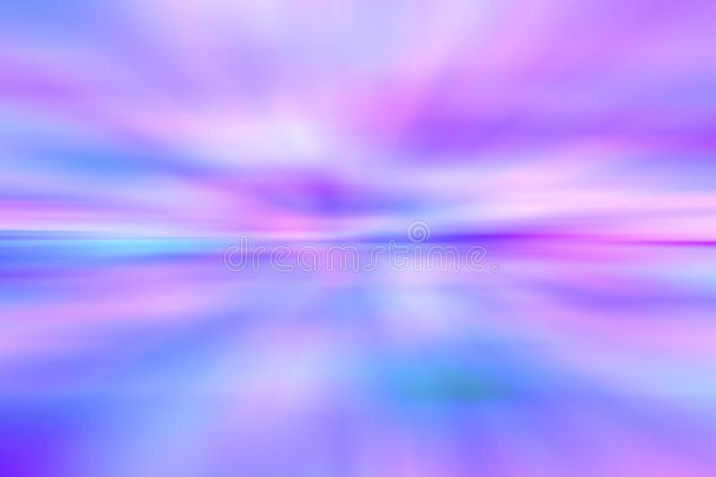 Abstract background in lilac and blue tones.  vector illustration