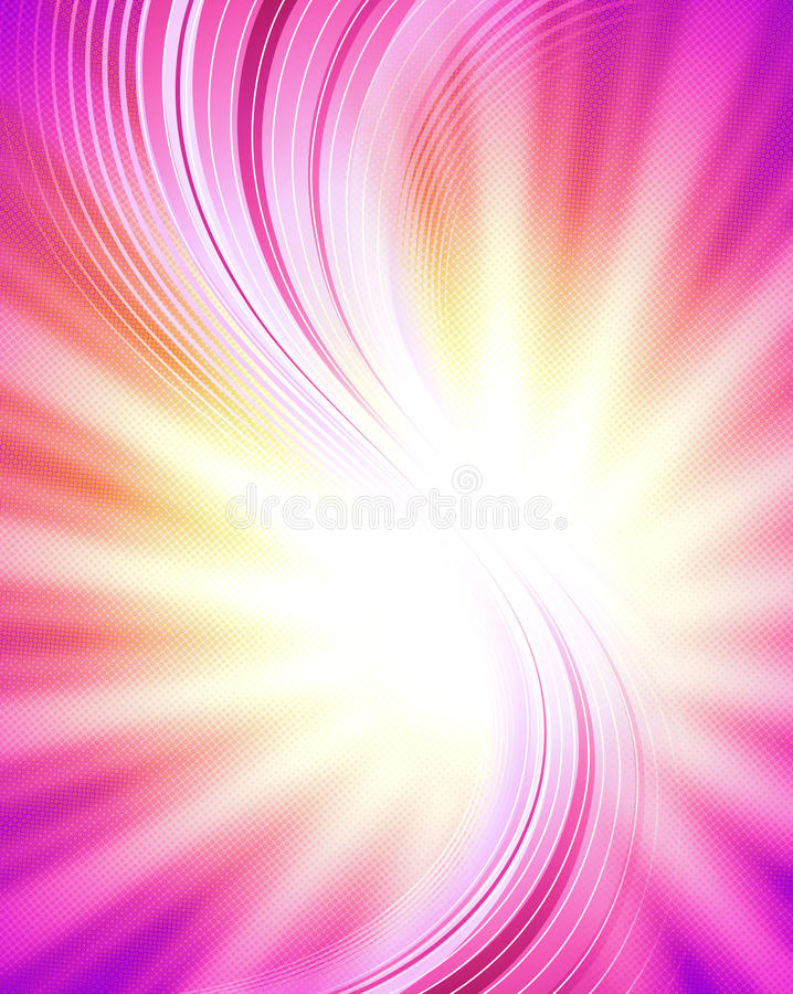 Abstract Background Lines royalty free illustration