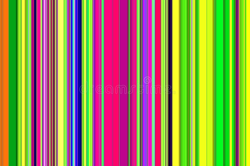 Abstract background with lines in green, gold, brown, pink, violet hues vector illustration