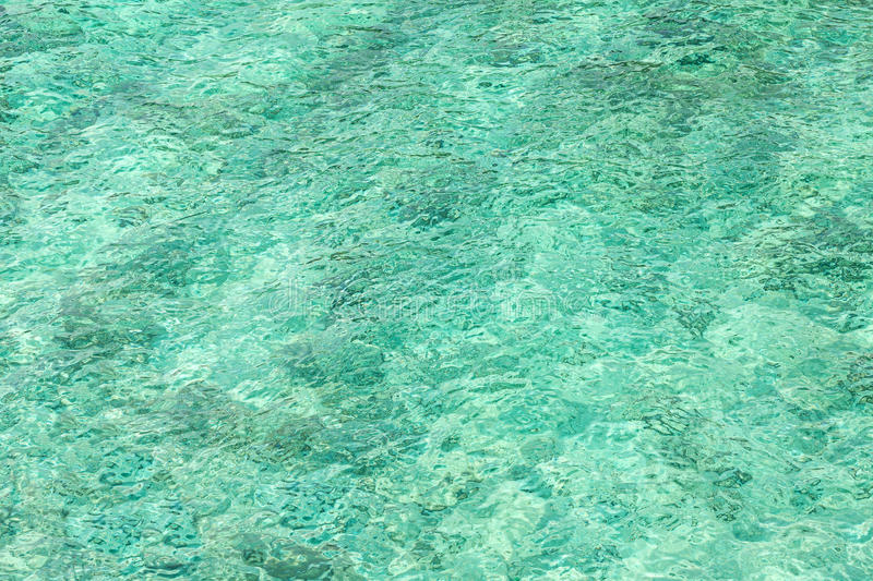 Abstract background made of crystal clear water. royalty free stock image