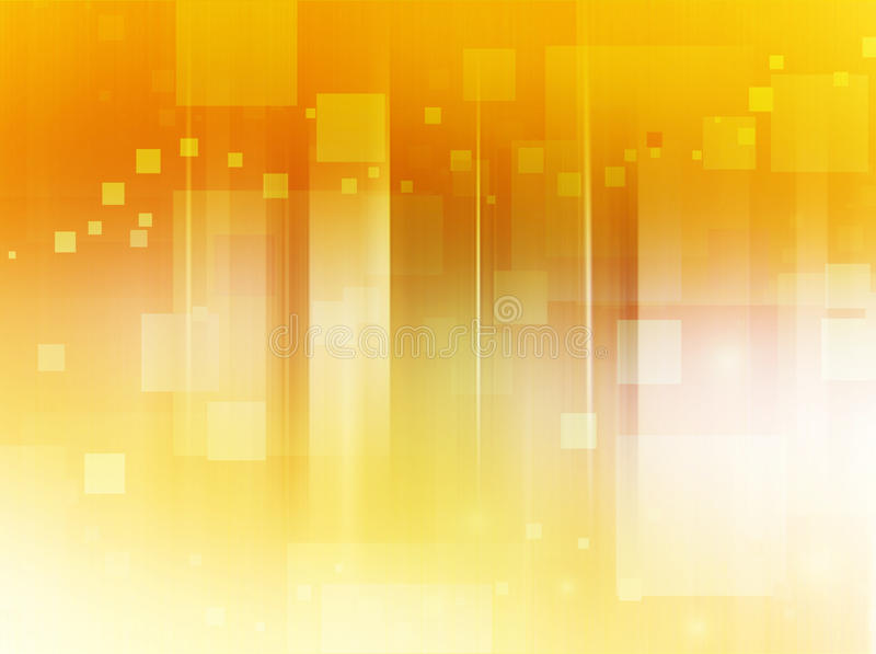 Abstract background made of squares royalty free illustration