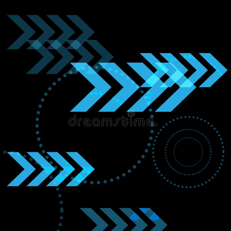 Abstract background in modern style,vector illustrations royalty free illustration