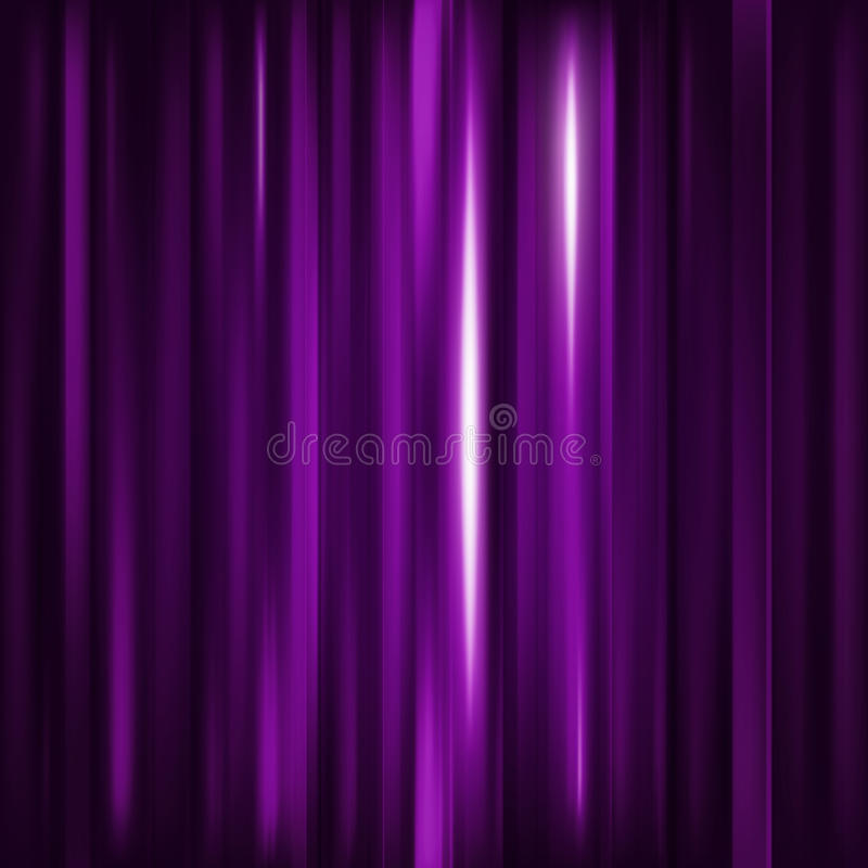 Abstract background. Motion purple vertical lines. Vector techno vector illustration
