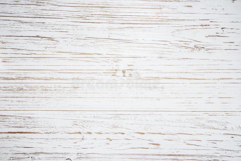 Abstract background from old wooden plank with white painted as royalty free stock images