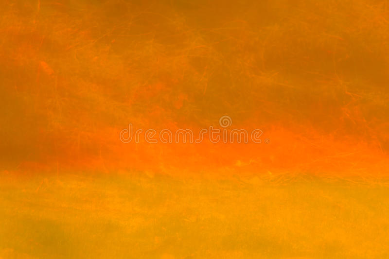 Abstract background in orange colors stock images