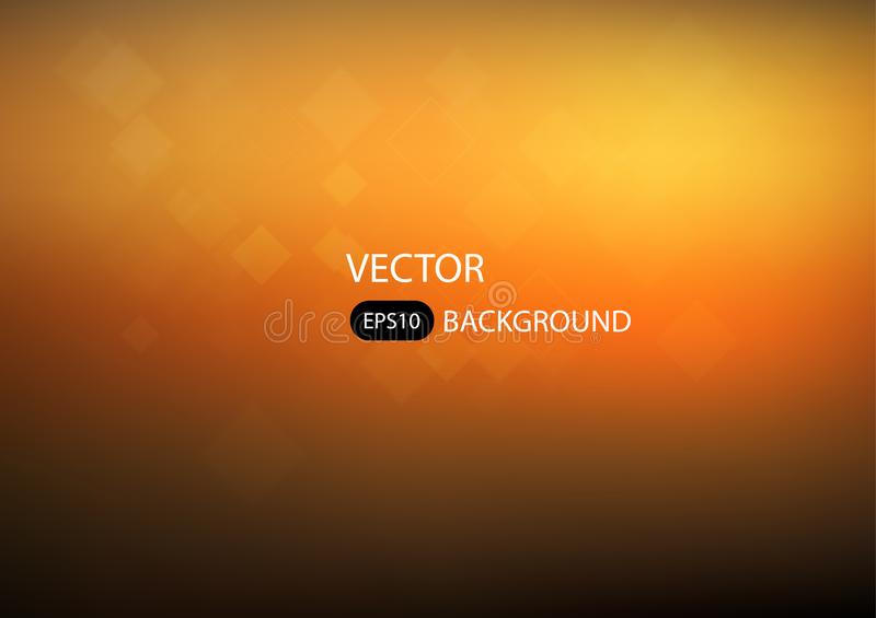 Abstract background orange texture vector. General illustration royalty free illustration