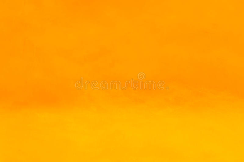 Abstract sunny art background in orange and yellow colors stock photos