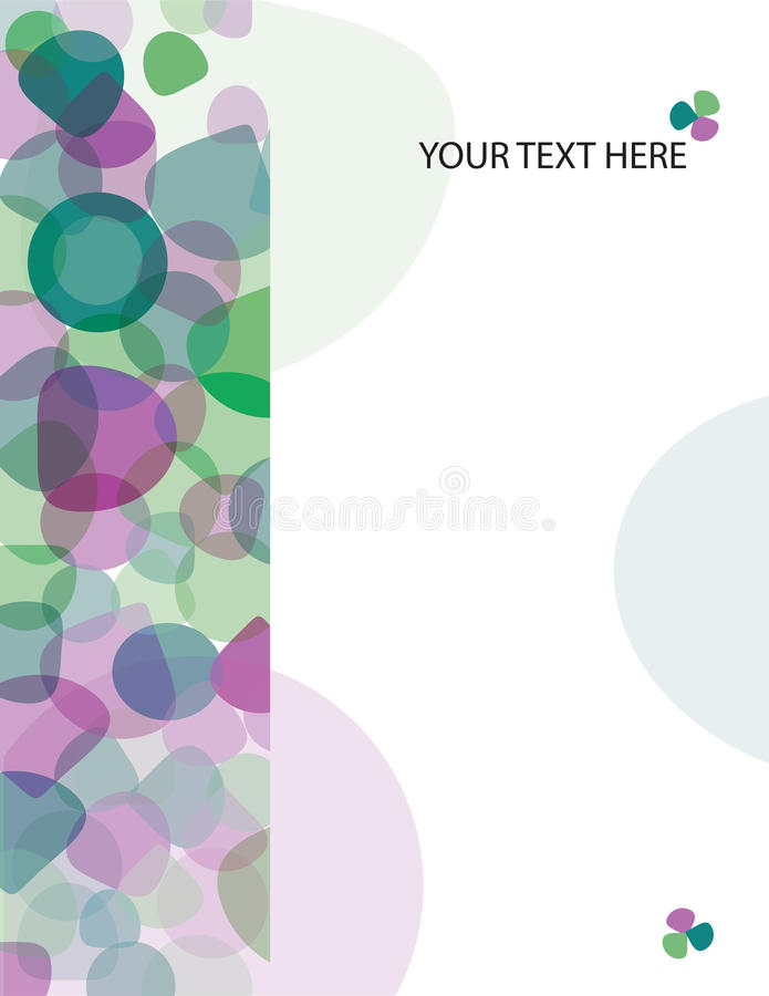 Download Abstract Background For Page Stock Vector - Image: 22852689