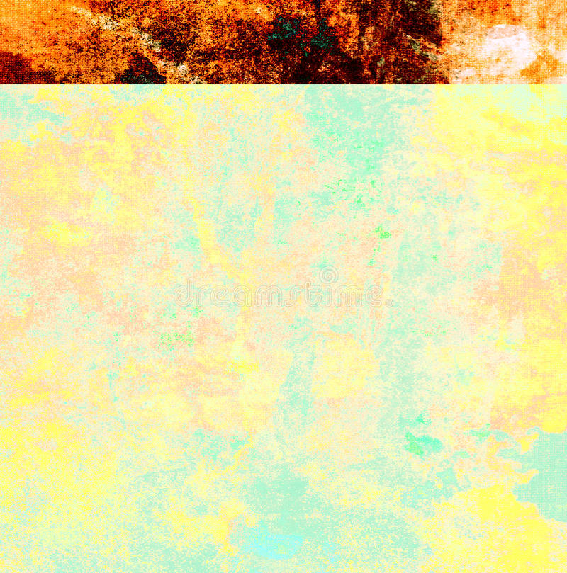 Abstract background painting vector illustration