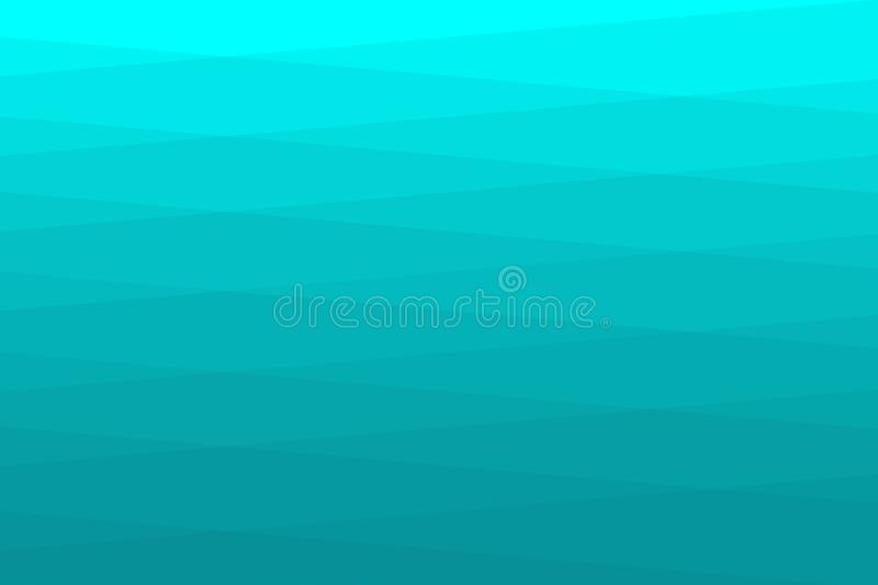 Abstract background paper folded green water royalty free stock image