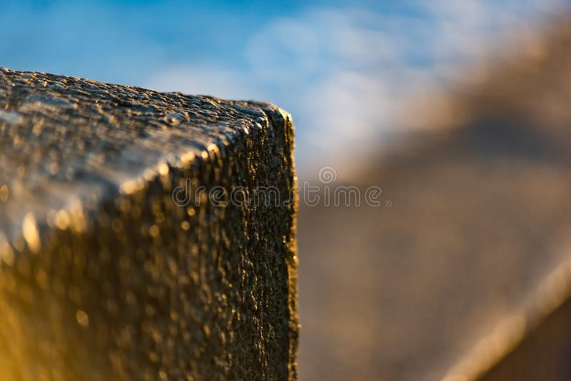 Abstract background with part of the corner of the building stock images