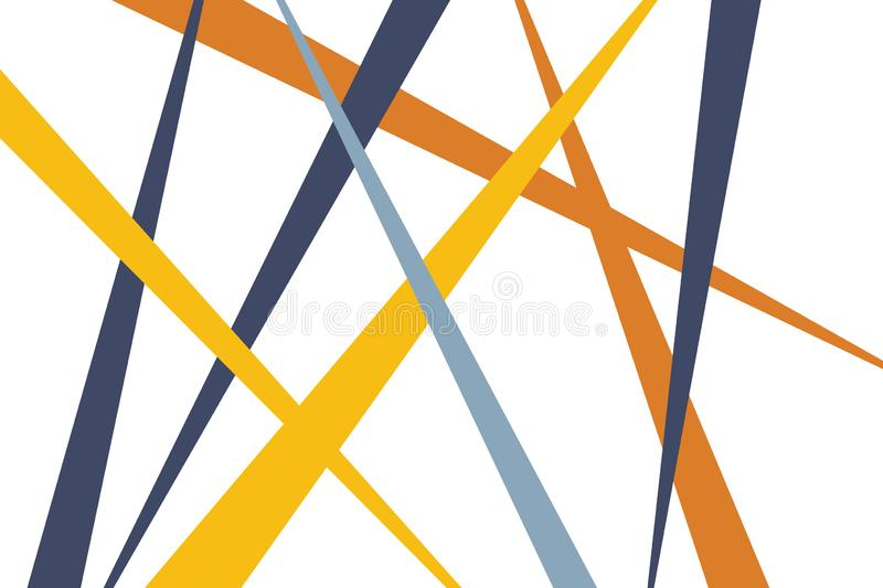Abstract background pattern made with colorful, triangle geometric shapes. In light abstraction. Bold, bright colored vector art vector illustration