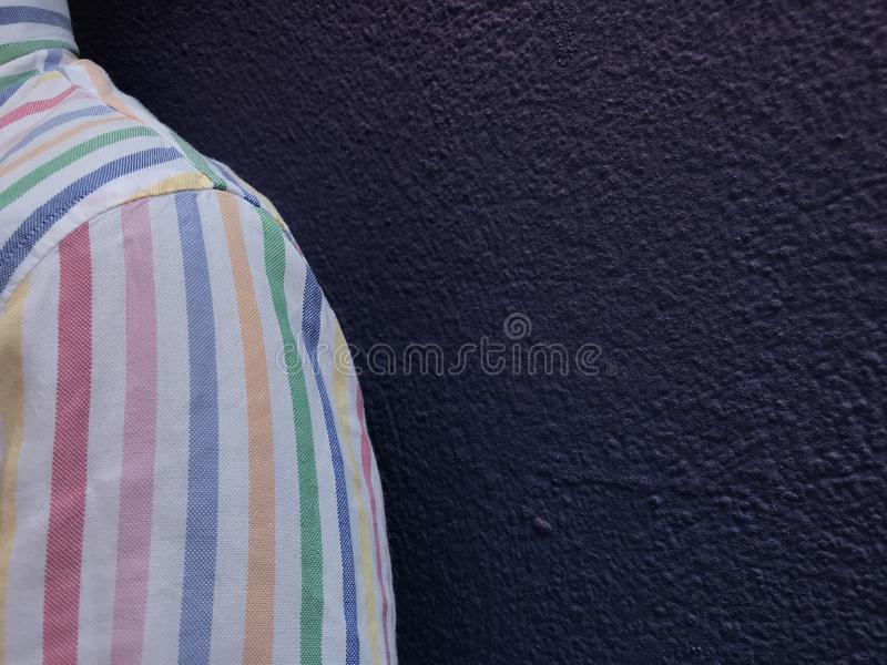 Abstract background with pattern, pink and blue. basketball cover. colorful Pigalle basketball court. Colorful sports court backgr stock image