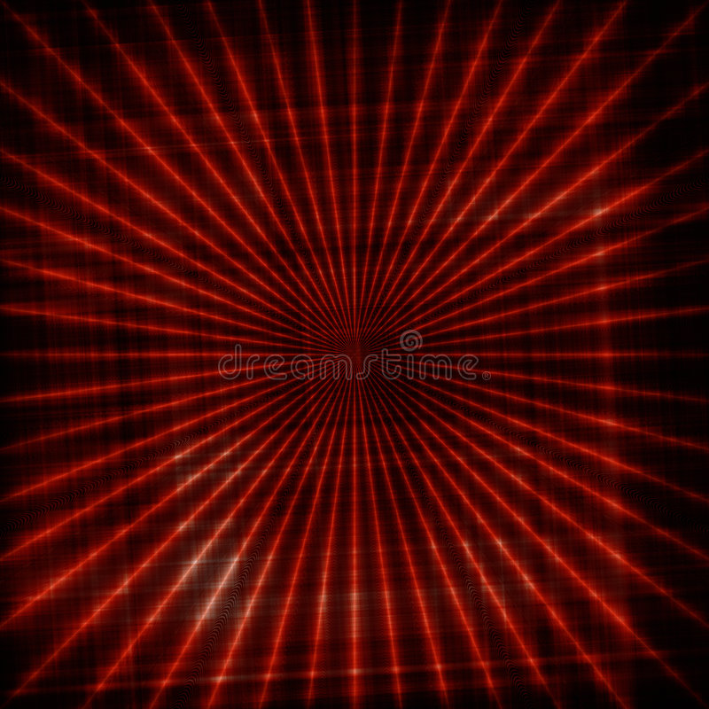 Abstract background with pattern from red lines royalty free illustration