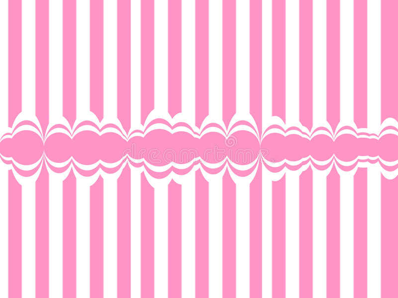 Download Abstract Background With Pink Lines Stock Illustration - Image: 6033617