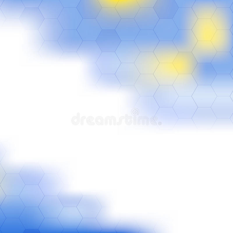 Download Abstract Background With Polygons Stock Illustration - Image: 83701144