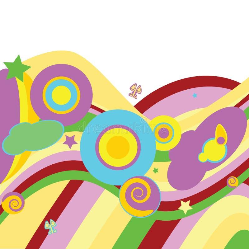 abstract background psychedelic ελεύθερη απεικόνιση δικαιώματος