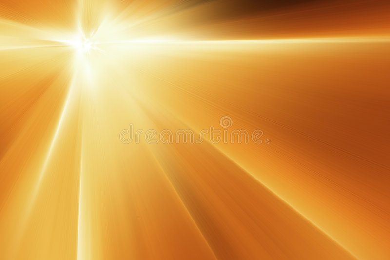 Abstract background rays stock illustration