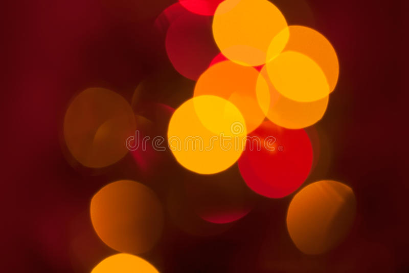 Abstract background with real bokeh stock photo