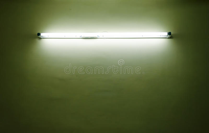 Abstract background red tube light texture stock photo