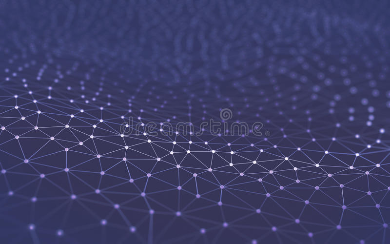 Abstract Background Science Technology. Abstract background in a concept of technology and science