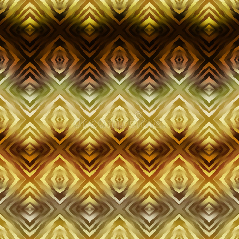 Abstract background. Seamless background pattern. Abstract ethnic geometric pattern royalty free illustration