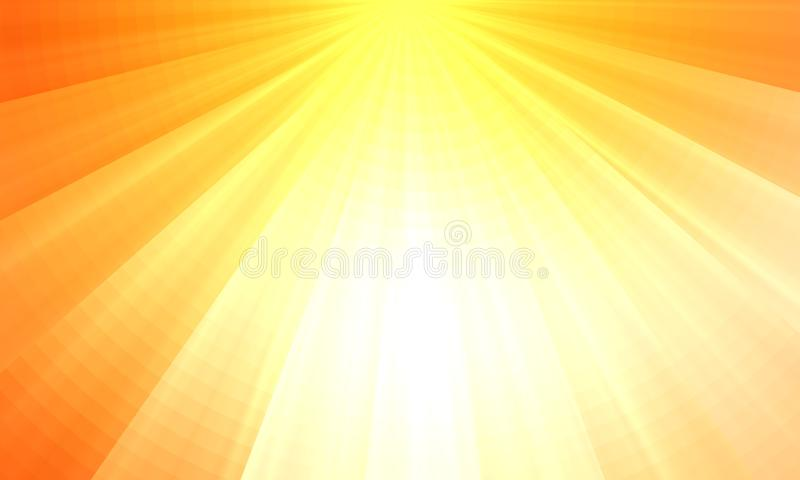 Abstract background shining light and rising effect. Many uses for advertising, book page, paintings, printing, mobile backgrounds, book, covers, screen savers vector illustration