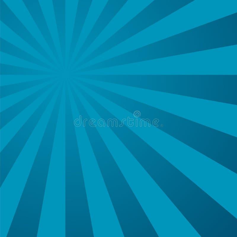 Abstract background of the shining sun-rays. Sun. Vector illustration stock illustration
