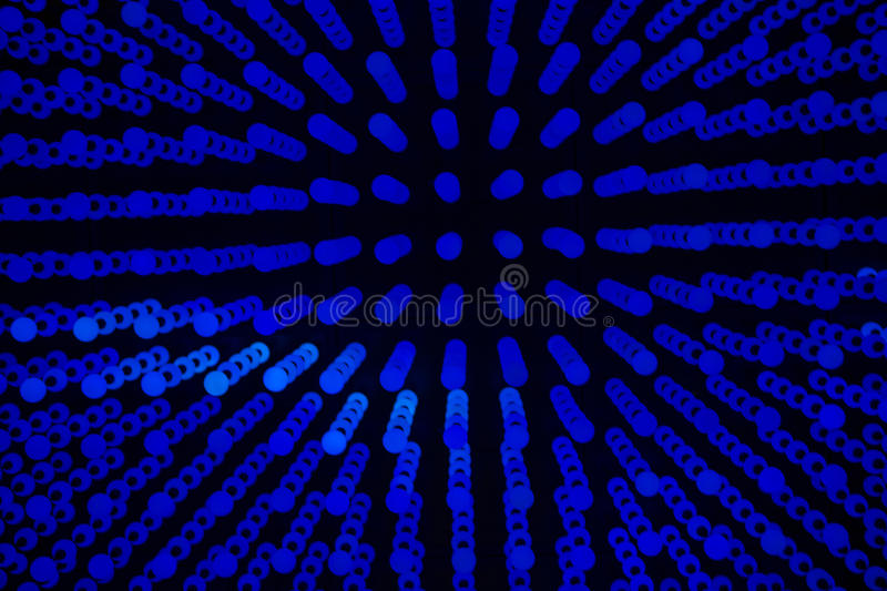 Abstract background small green and blue circles royalty free stock photos