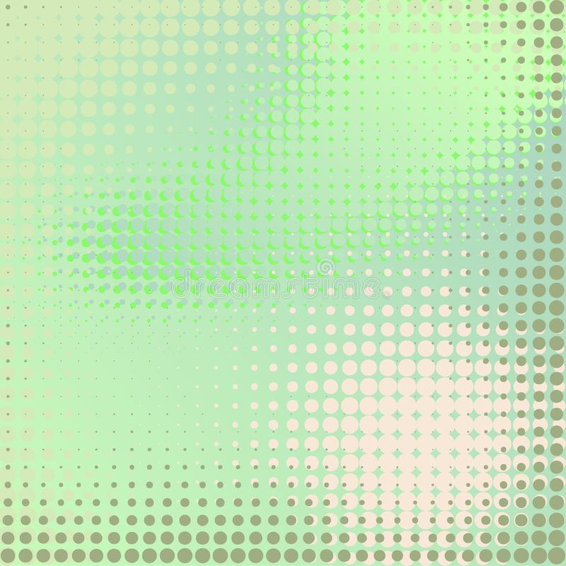 Abstract Background, Green. Illustration. Computer Generated Bitmap. Abstract Background, Spring, Green. Illustration. Computer Generated Bitmap stock illustration