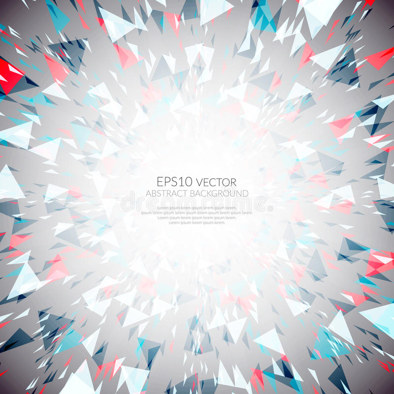 Abstract background of star burst - eps10 vector. Space for text vector illustration