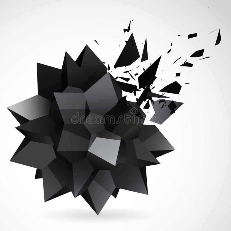 Download Abstract Background Star Exposion Stock Vector - Illustration: 33600760