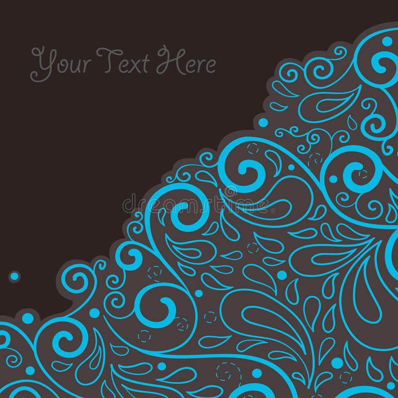 Download Abstract Background With Text Field Stock Vector - Image: 22276298